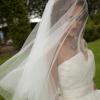 Beautiful Silk Wedding Veils