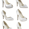 Beautiful Shoes for the Bride on a Budget