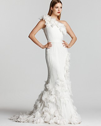 Bloomingdales Wedding Dress