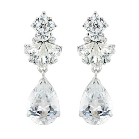 Bridal Earrings Glitzy Secrets