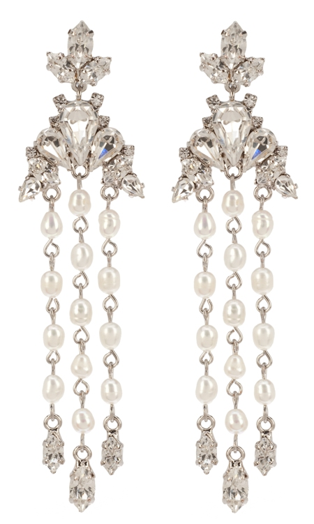 Bridal Earrings Martine Wester
