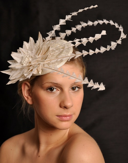 Alexandrie Bridal Fascinator