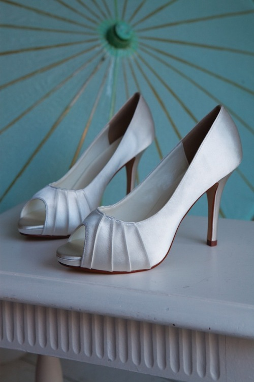 The Rainbow Club Wedding Shoes