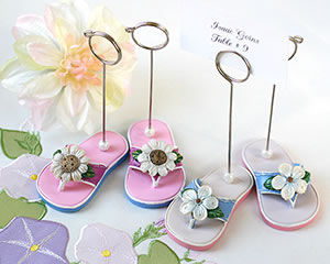 Flip Flop Wedding Favours