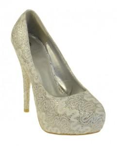 Linzi Barb Wedding Shoes