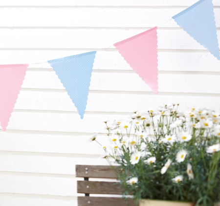 Wedding Bunting The Last Detail