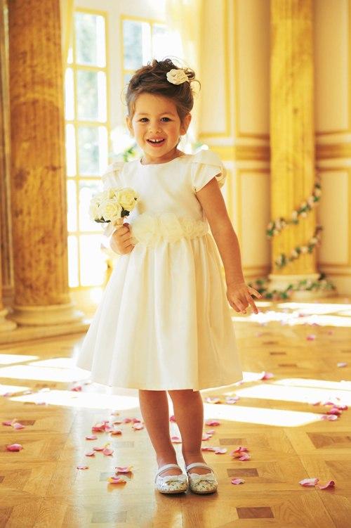 Ivory Bridesmaids Dress