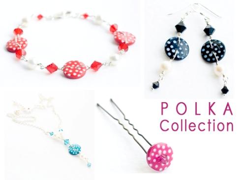 Poppy Sparkles Bridesmaids Jewellery