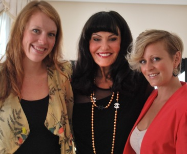 Shoot It Yourself and Hilary Devey