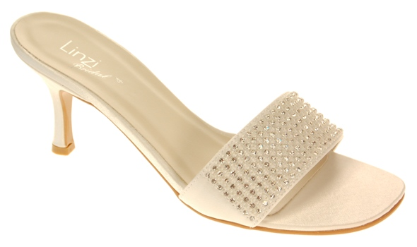 Linzi shoes bridal