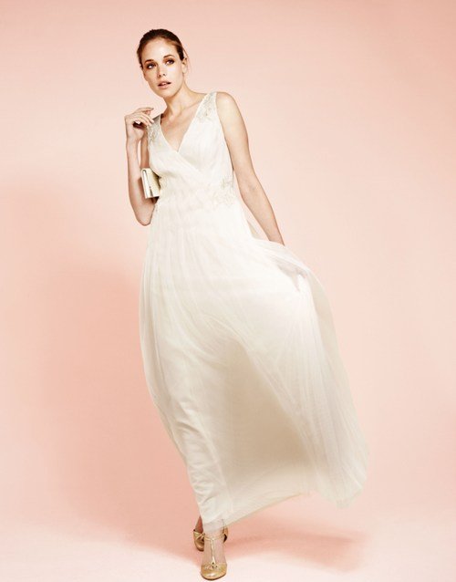 Bronte Wedding Dress Monsoon