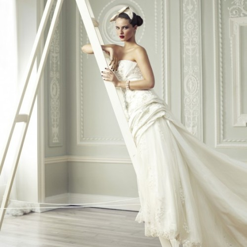 BHS Wedding Dress Katerina