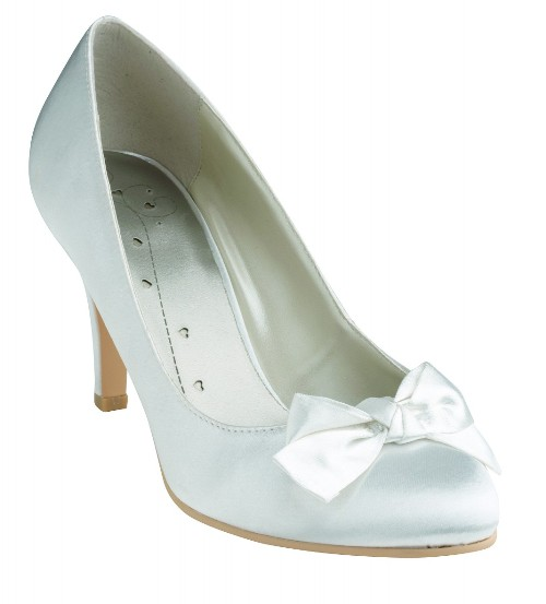 Almond Toe Wedding Shoes