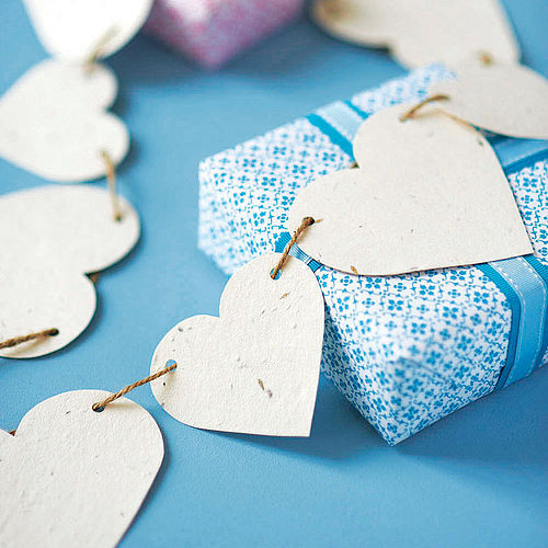 eco friendly wedding bunting
