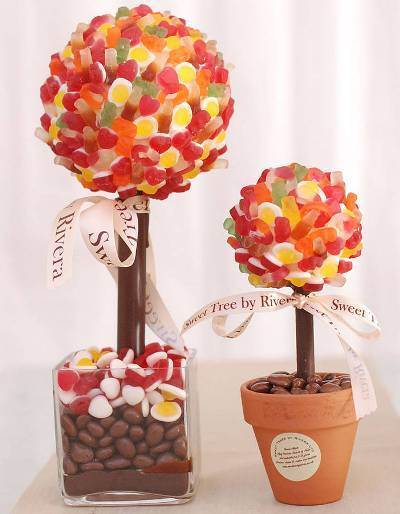 Sweet Tree wedding centrepiece pic n mix
