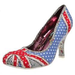 Union Jack Court Shoes