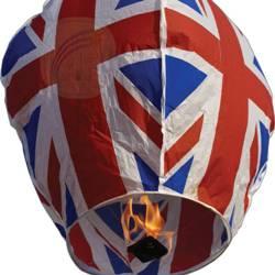 Union Jack Lantern