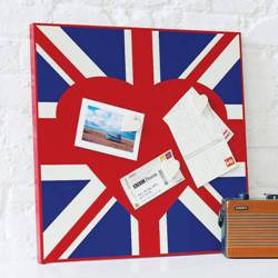 Union Jack Message Board