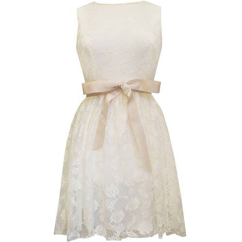 Fifties Style Lace Bridesmaids Dresses : Wedding Planning