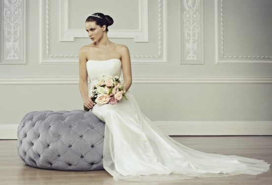 Cecile BHS wedding dress