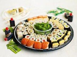 Waitrose Entertaining Sushi Platter