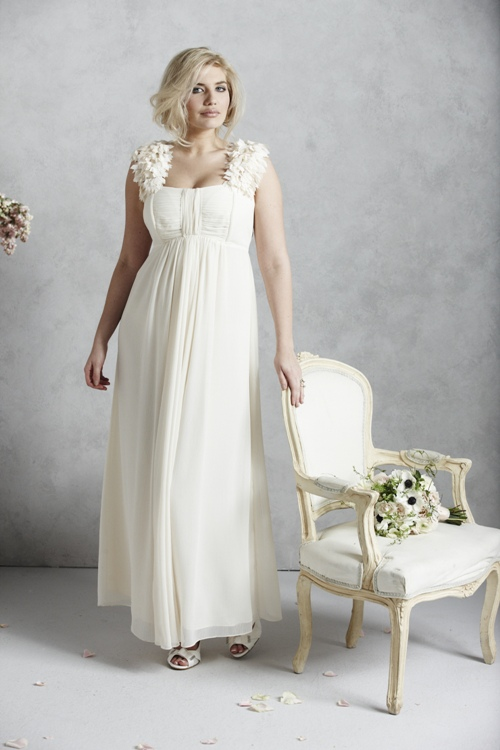 Grace Plus Size Wedding Dress Simply Be